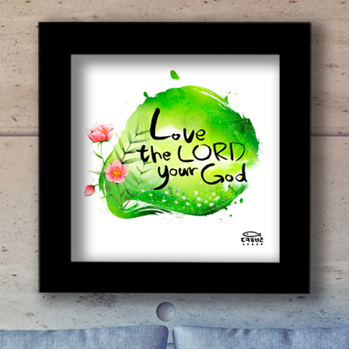 W003 - Love the LORD your God